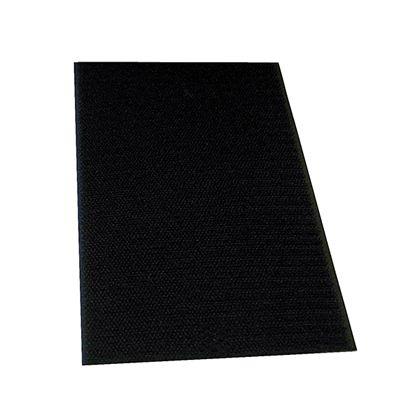 マジックテープ(縫製用)B面ループ 黒 100mm巾X25m
