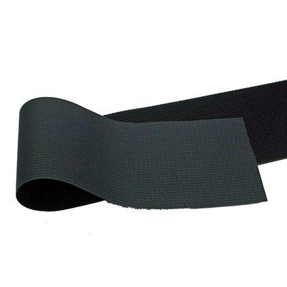 フリーマジックテープ(縫製用) 黒 100mm巾X25m