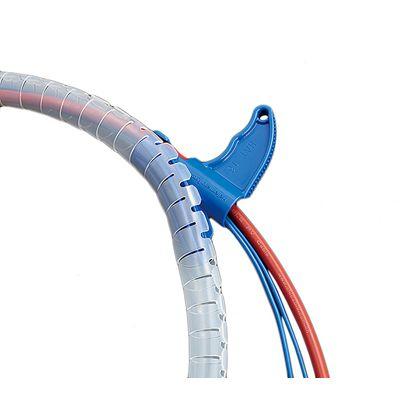 ヘララップ(専用工具HAT1個入) 乳白 25m HWPE16