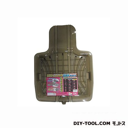 トラストバケットマットフロント スモーク  TR-39034