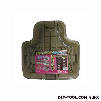 トラストバケットマット リア スモーク  TR-39044