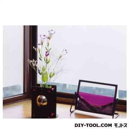 飛散防止効果のある窓飾りシート クリアー 46cm丈×90cm巻 (GH-4608)