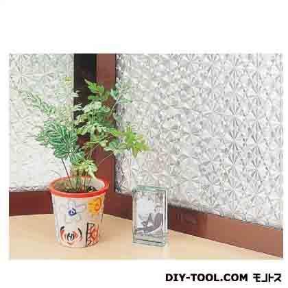 窓飾りシート(レンズ調) クリアー 92cm丈×90cm巻 GLC-9206