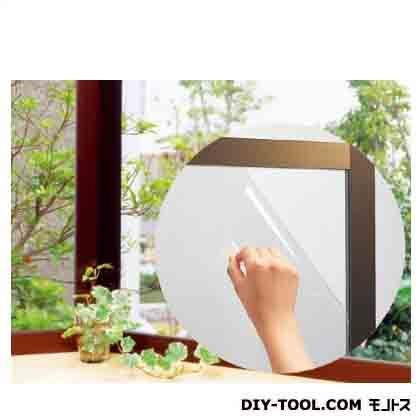 透明UVカット窓飾りシート 透明 92cm丈×90cm巻 GLV-9200