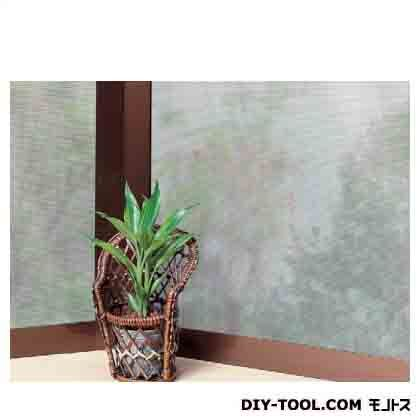 窓飾りシート(遮熱・断熱) シルバー 92cm丈×90cm巻 GP-9283