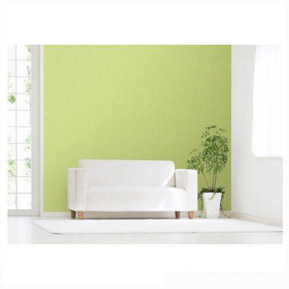 アクセント壁紙 グリーン 92cm×250cm WAP-500 ムジ GR