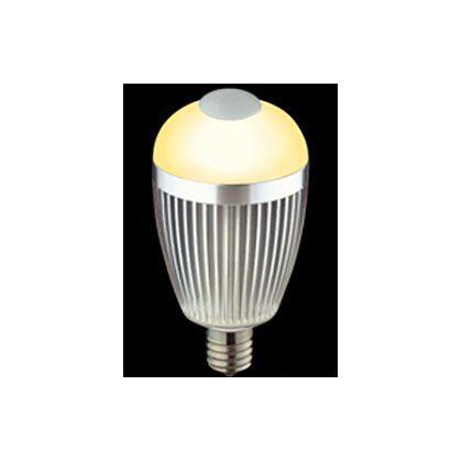 ライテックス 人センサー付き LED電球 電球色相当 40型 E17口金用 (S-LED40L17)