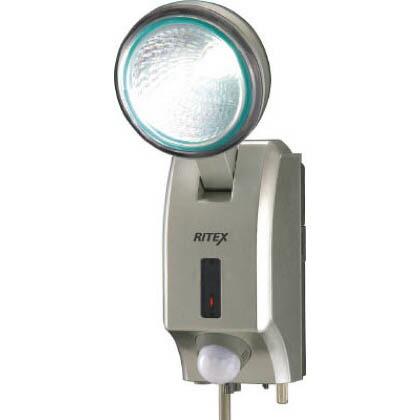 ムサシ ライテックス 多機能型LEDセンサーライト 7W×1頭式 (ほんのり常夜灯モード付き)   LED-AC507