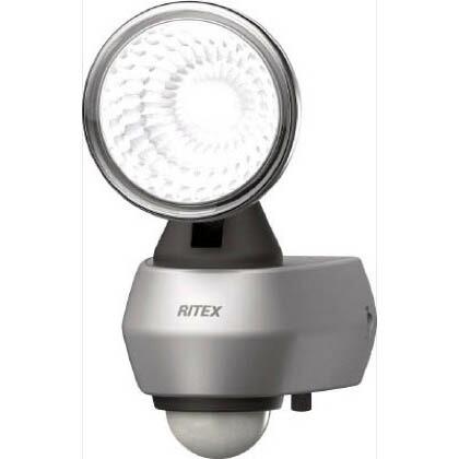 ムサシ 10W LEDセンサーライトLED-AC1010   LED-AC1010