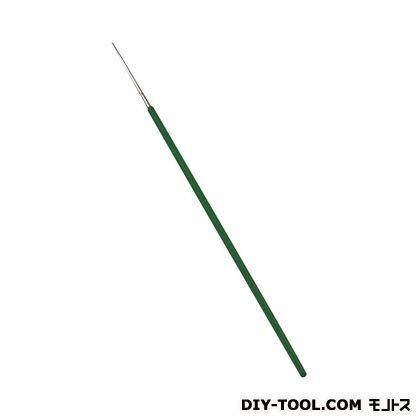 ミネシマ ケガキ針2.2mm 丸 緑  J-10A