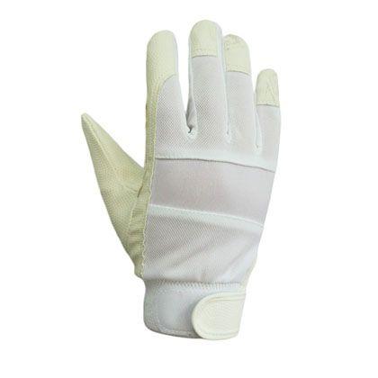 防寒フィットス手袋 ホワイト M 750