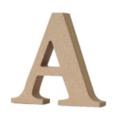 アルファベットレター 大文字 A  約90×90×20mm EE1-5050
