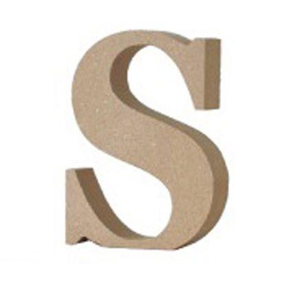 アルファベットレター 大文字 S   EE1-5068