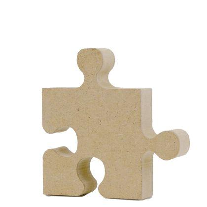 アルファベットレター 絵柄 パズル  約100×100×20mm EE1-5129