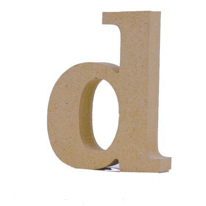 アルファベットレター 小文字d  約68×82×20mm EE1-5103