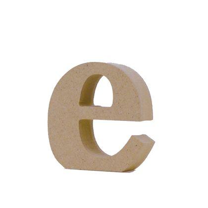 アルファベットレター 小文字e  約58×60×20mm EE1-5104