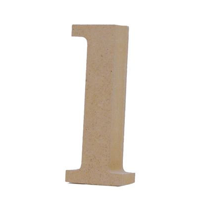 アルファベットレター 小文字l  約33×87×20mm EE1-5111