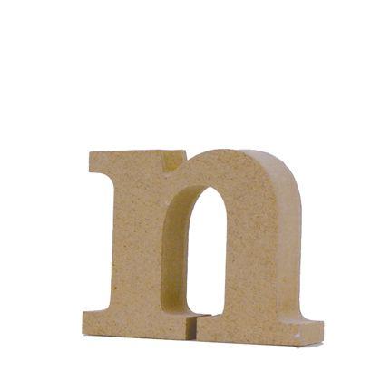 アルファベットレター 小文字n  約56×70×20mm EE1-5113