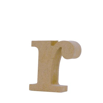 アルファベットレター 小文字r  約52×56×20mm EE1-5117