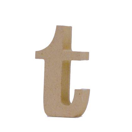 アルファベットレター 小文字t  約43×78×20mm EE1-5119