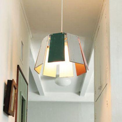 トッカ 3灯ソケット付きペンダントランプ 電球なし アイボリー 直径380H240mm (001803)