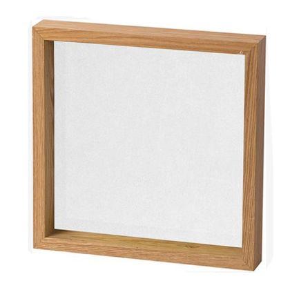 メルクロス ジェネラル ウッドフレーム ホワイト 50×50(cm) 002907