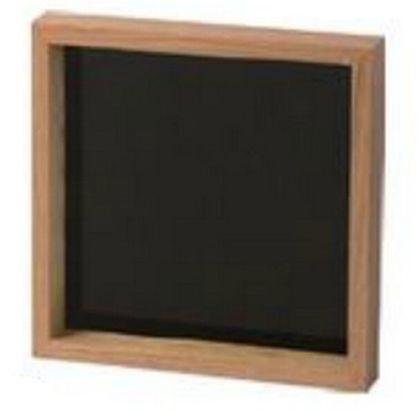 メルクロス ジェネラル ウッドフレーム ブラック 37×92(cm) 002908