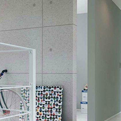 はがせる壁紙RILM ワイドタイプ ワイドコンクリート コンクリート 幅:93cm長さ:2.5m rilm-wall-02m-500