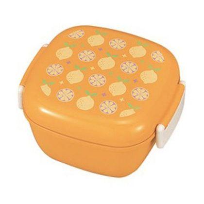 お弁当箱 アルテ スクウェアランチボウル どんぶり弁当箱 レモン (241748)