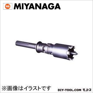 ミヤナガ 太陽光発電 瓦用ダイヤコアドリルセット(カッター+シャンク)   PCPVD29