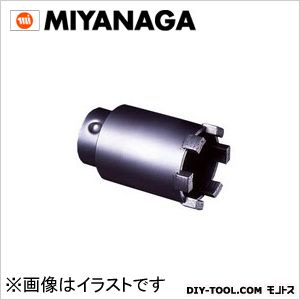 ミヤナガ 太陽光発電 瓦用ダイヤコアドリル(カッターのみ)   PCPVD32C