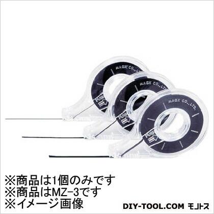 マグエックス ホワイトボード用線引きテープ  3mmx13m MZ3