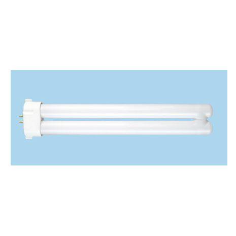 三菱電機 2本柱タイプコンパクト形蛍光ランプ 昼白色  FPL6EX-N