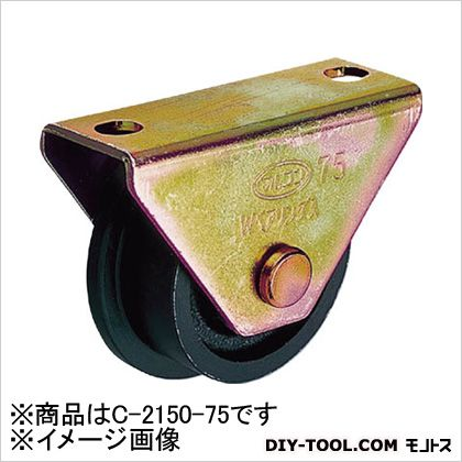 MK マルコン枠付トロッシャー 75mm C-2150-75 (×1個)   C215075