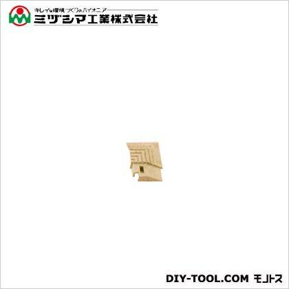 ファインフロアー コーナー セラベージュ 50mm×50mm×18mm 421-0600