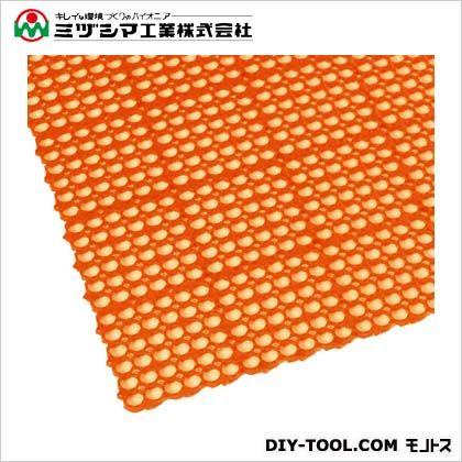 エイトチェッカーDX オレンジ 150mm×150mm×13mm 420-0040
