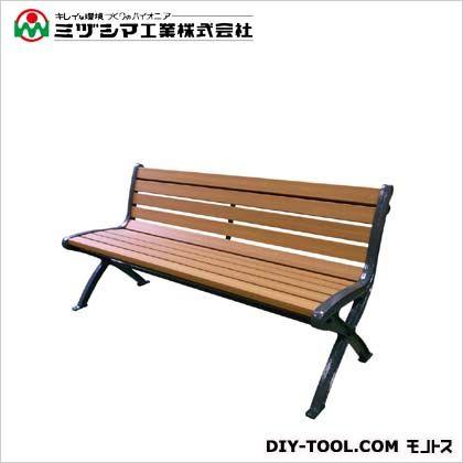 リサイクルベンチRB5-SW 背付  間口1500mm×奥行585mm×高さ750mm 249-0130