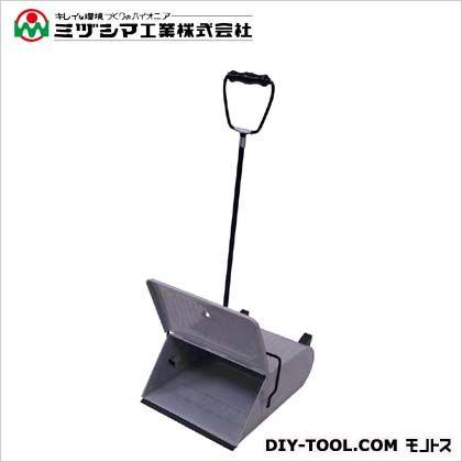 ミヅシマ工業 オーバルチリトリ グレー  071-0100