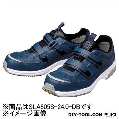 静電軽作業靴 (SLA805S24.0DB)