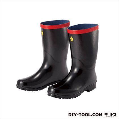 ミドリ安全 踏抜き防止板入りゴム長靴  25.5cm   SDNG25.5