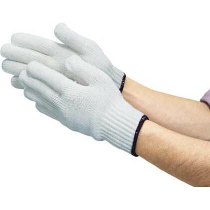 丸和ケミカル 白馬印1kg純綿軍手 (12双×1)   1000   軍手 手袋