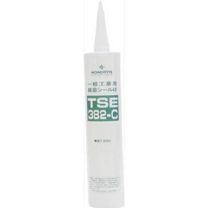万能シーリング材 ホワイト 333g TSE382333W(TSE382-333W 1 本