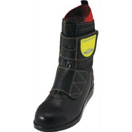 ノサックス 舗装用安全靴HSKマジックJ1 23cm (HSKマジックJ1) 耐熱用安全靴 安全靴