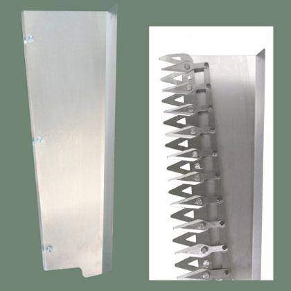 ニシガキ 高速バリカン用寄せ板(miniは不可)   N-806-2