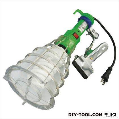 ハンドランプ 脱落防止蛍光クリップランプ 100V32W 2芯 0.3m (1台) (FCLG3203)