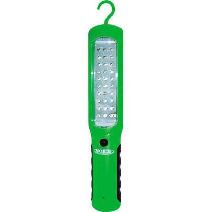 日動工業 充電式LEDハンディーライト スティックライト 3W (×1台)   LEH30P