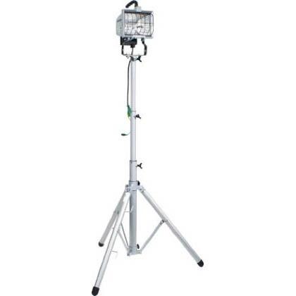 ハロゲン投光器 ハロスター500 100V 500Wハロゲン 一灯三脚式 (×1台) (HS500L)