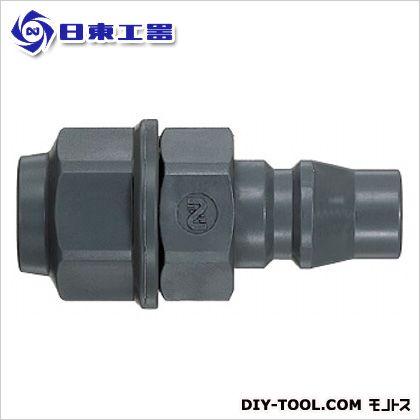 樹脂カプラ(樹脂製プラグウレタンホース取付け用)   60PN-PLA