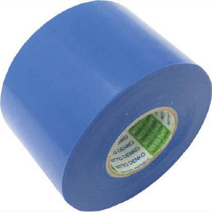 脱鉛タイプビニールテープ No.21 青  0.2mm×50mm×20m 21R50 4 巻