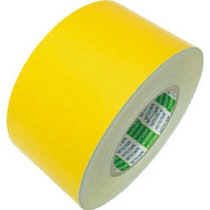 ラインテープEA型 黄  100mm×50m 100A 1 巻